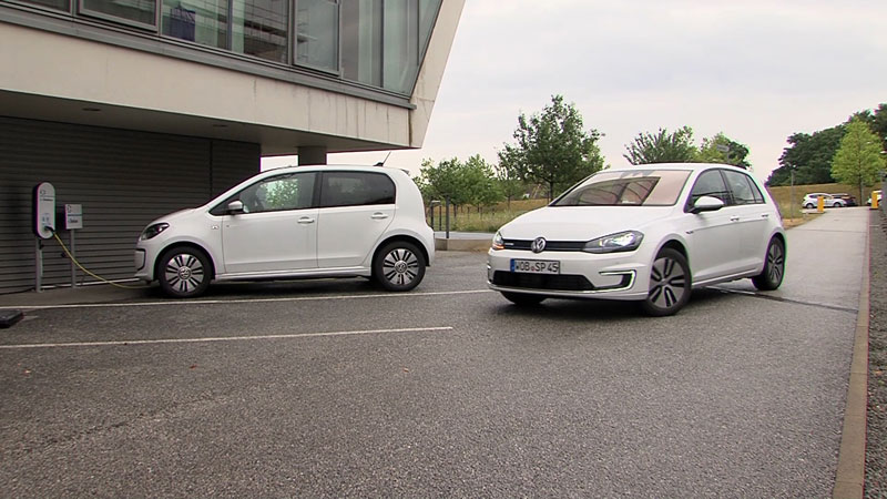 VW V-Charge