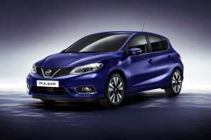 2015 Nissan Pulsar announced