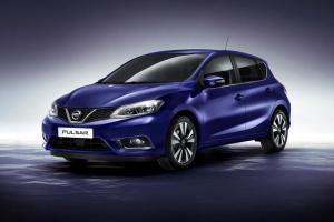 2015 Nissan Pulsar announced