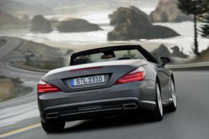 The new Mercedes-Benz SL