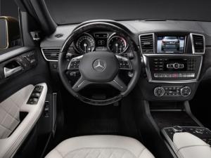 The new 2013 Mercedes-Benz GL-Class