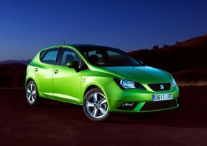 The new SEAT Ibiza 5 dr