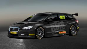 Subaru Levorg enters 2016 British Touring Car Championship