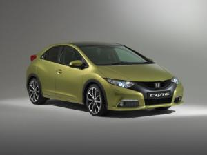 First official images of new Honda Civic released