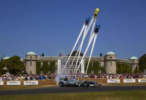 Provisional 2014 Goodwood Festival of Speed, Revival dates