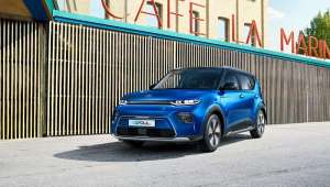 Kia Soul EV order books open, priced from £33,795