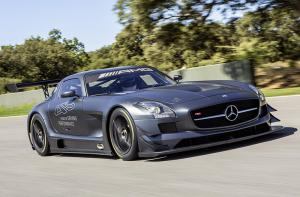 "The Mercedes-Benz SLS AMG GT3 ""45th Anniversary"" can be yours for €446,250"