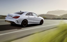 Ordering opens for new Mercedes-Benz CLA, priced from £24,355