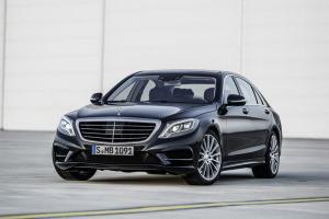 The new 2014 Mercedes-Benz S-Class