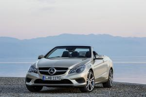 The new 2013 Mercedes-Benz E-Class Coupe and Cabriolet
