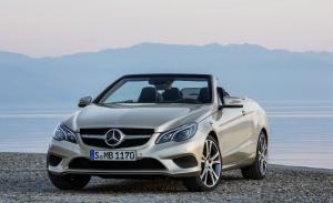 New Mercedes E-Class Coupe and Cabriolet prices announced