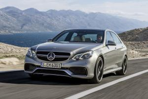 The new Mercedes E 63 AMG and E 63 AMG S-Model