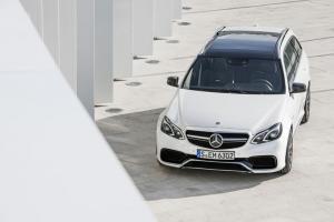New Mercedes E 63 AMG S Model
