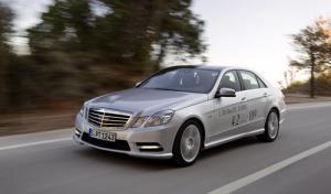 Mercedes-Benz E-Class E 300 BlueTEC Hybrid priced from £39,645
