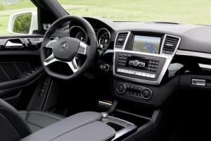 The new Mercedes-Benz GL 63 AMG