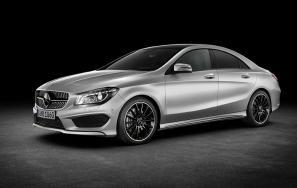 The new Mercedes-Benz CLA-Class