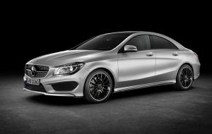 The new Mercedes-Benz CLA-Class
