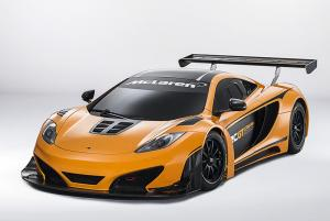 McLaren confirms 12C GT Can-Am Edition production plans
