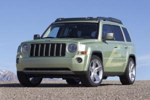 Jeep Patriot EV