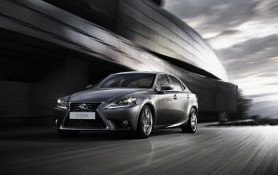 Prices and specs announced for new 2013 Lexus IS