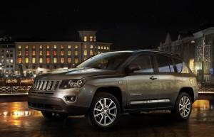 The new 2014 Jeep Compass