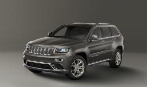 2014 Jeep Grand Cherokee gains eight-speed transmission