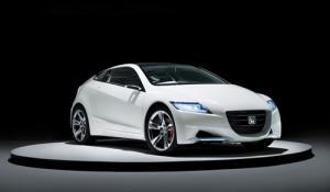 Honda CR-Z hybrid sports car confirmed for 2010 production