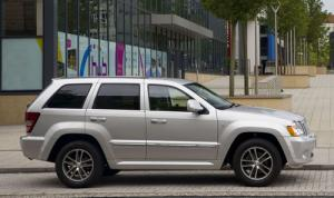 New Jeep Grand Cherokee S-Limited introduced
