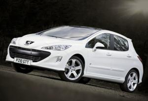 The Peugeot 308 GT THP 200