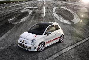 Abarth 595 '50th Anniversary' limited edition