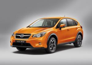 Subaru XV debuts at Frankfurt