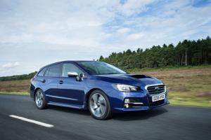 Subaru Levorg Review