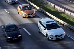 Volvo to test self-driving cars