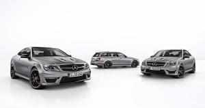 "The new Mercedes-Benz AMG ""Edition 507"" models"