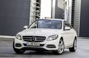 New 2014 Mercedes C-Class revealed