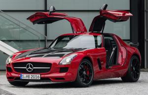 Mercedes-Benz SLS AMG GT Final Edition unveiled