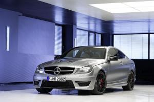 "The new Mercedes-Benz C63 AMG ""Edition 507"""