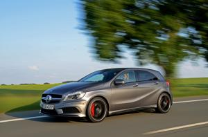 Mercedes A45 AMG on sale now