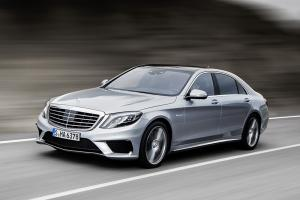 New Mercedes S63 AMG photos released