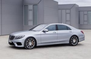 Mercedes S63 AMG to be priced from £119,565