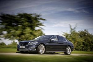 Mercedes-Benz S-Class S65 AMG unveiled