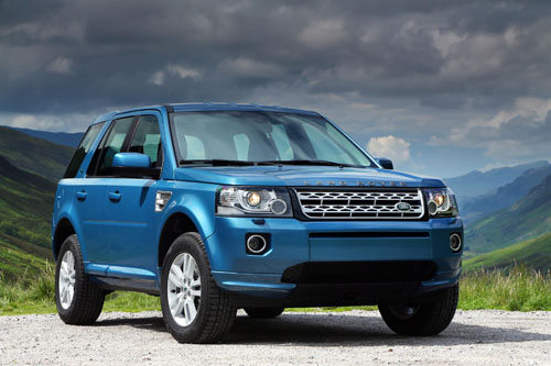 Land Rover gives the Freelander 2 a premium overhaul for 2013