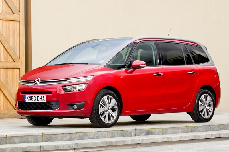 Citroen Grand C4 Picasso Review