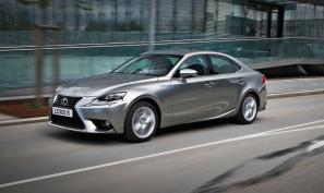 Lexus IS now available with Advanced Technology Pack