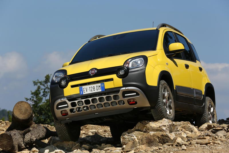 New Fiat Panda Cross to be priced from £15,945