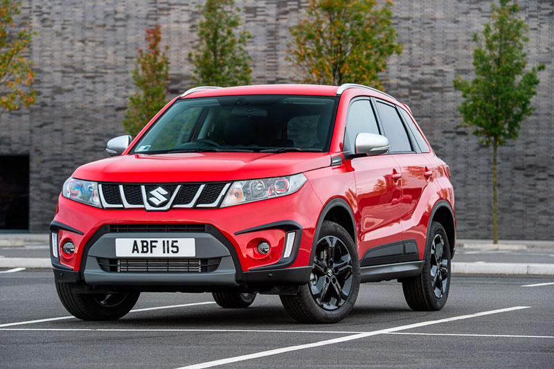 Suzuki Vitara S Boosterjet Review Reviews Testdriven