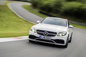 2015 Mercedes AMG C63 unveiled
