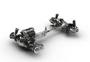 Next-gen MX-5 SkyActiv Chassis