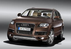 2010 Audi Q7 SUV gets new EU6 TDI diesel