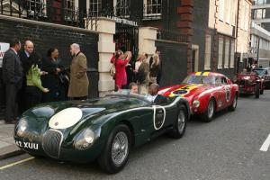 Lormarins 1200 rally launched in London's Mayfair